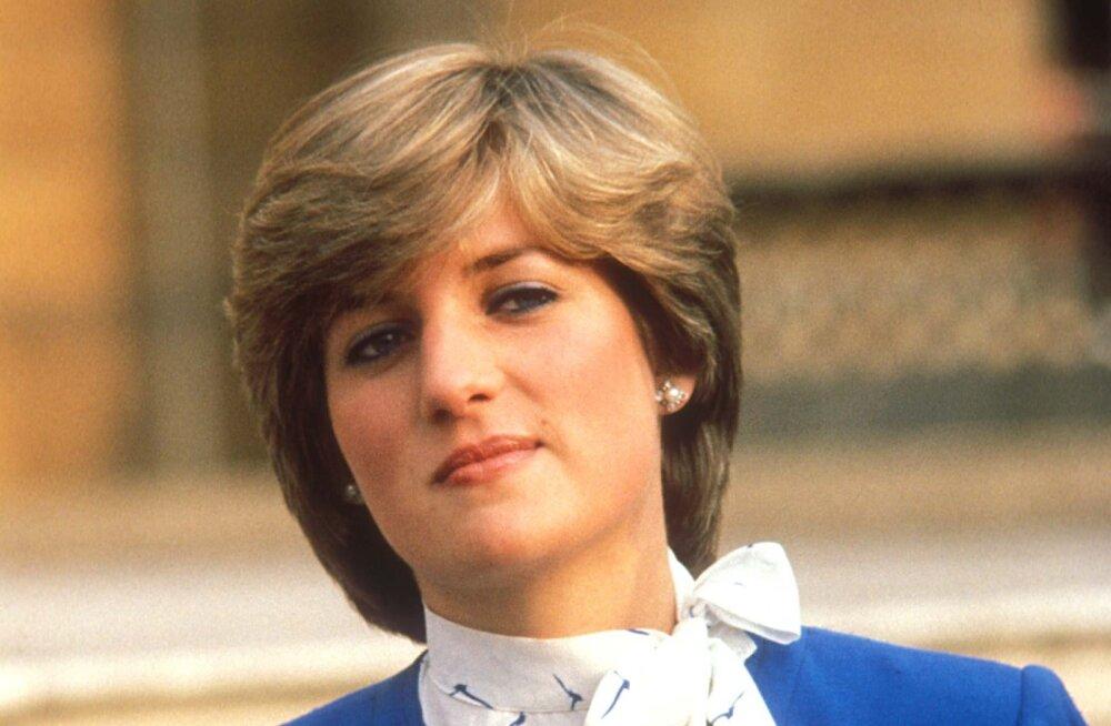 Diana endine ülemteener paljastas printsessi pikalt hoitud saladuse: Diana kartis väga sel ööl