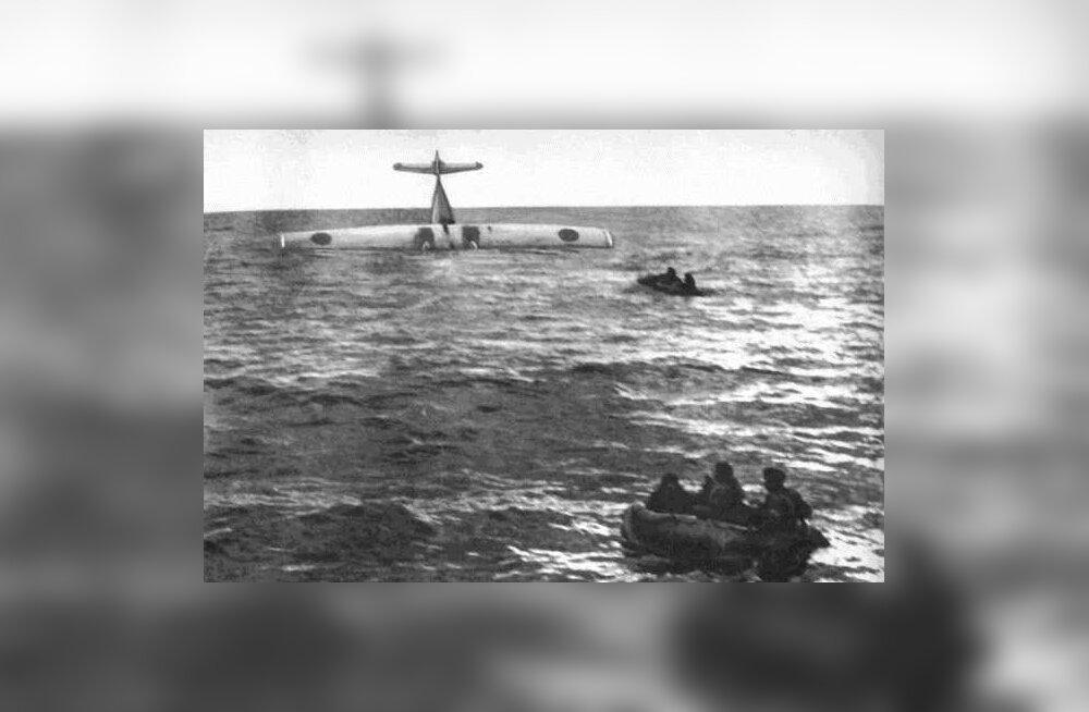 65 aastat tagasi: Catalina afäär - kui nõukogude õhuvägi kaks Rootsi lennukit alla tulistas