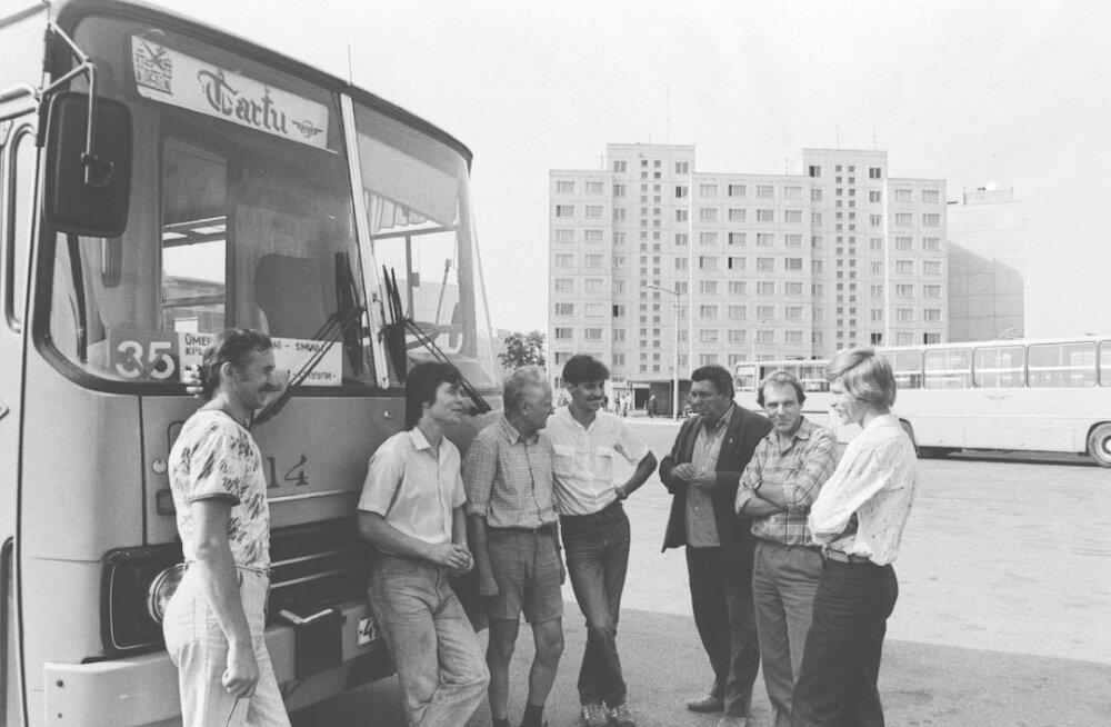 1980ndad: Rahvussuhted ja laulev revolutsioon Lasnamäel