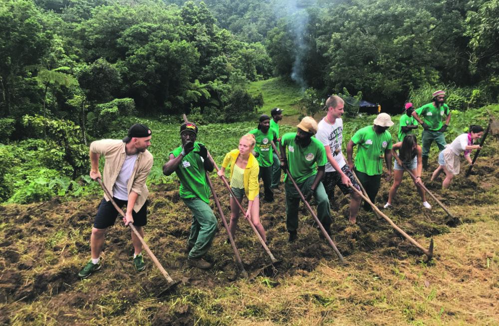 MEIE MAA | Noortejuhid täiendasid end Portugalis ja Kariibidel