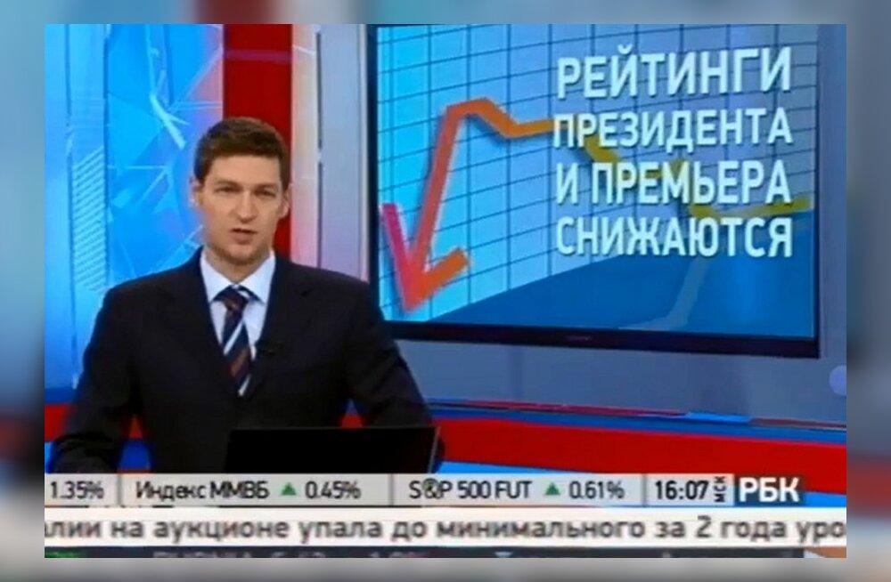 Vene spioonimaania kogub tuure - nüüd on pihtide vahel küsitlusfirma Levada