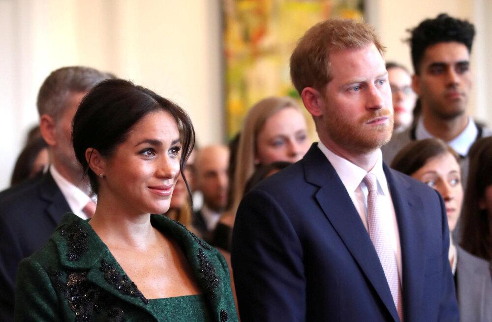 Ratsa rikkaks: kui palju on väärt veel sündimata Meghani ja Harry esiklaps?