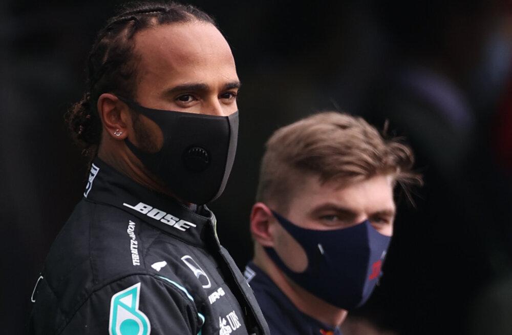 Endine vormeliboss: Hamilton peaks liituma Red Bulliga