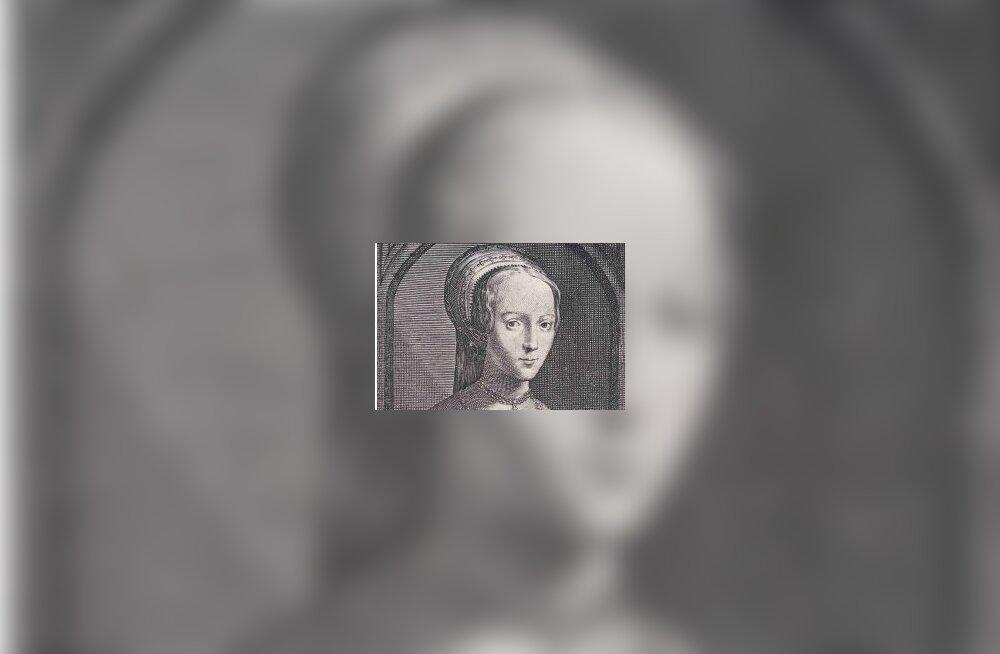 Üheksaks päevaks troonile: Inglismaa ootamatu kuninganna Jane Grey