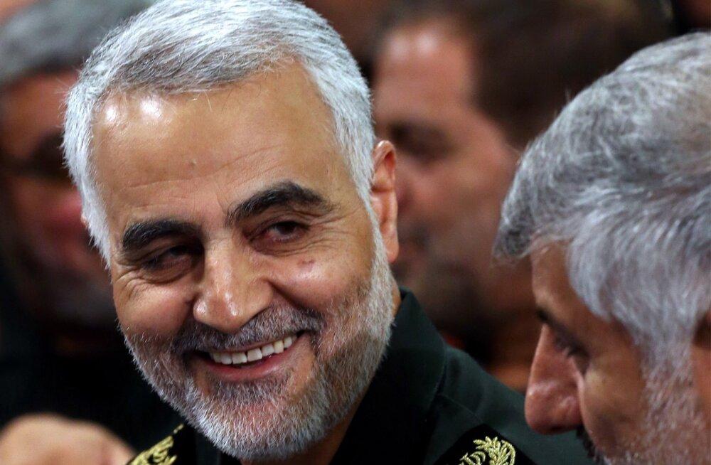 Guardian: Iraan on käskinud oma toetatud relvarühmitustel Iraagis sõjategevuseks valmistuda