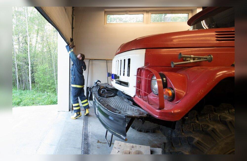 Kärped jätkuvad, Rakverre ja Viljandisse jääb vaid üks päästeauto