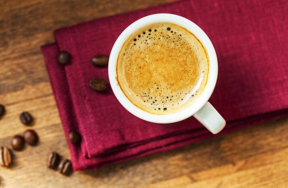 Odavaim espressomasin võib ära teha kalleima töö