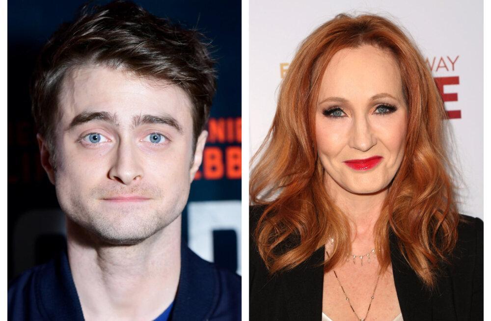 Daniel Radcliffe sekkus J.K. Rowlingut tabanud inetusse skandaali: ma pean rääkima, sest ta mõjutas suurt osa mu elust
