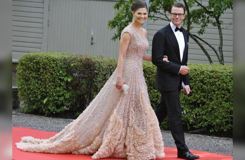 Victoria ja Danieli pulmade eelõhtu