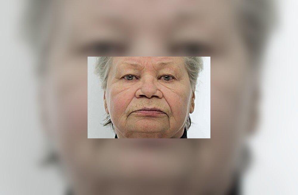 Politsei otsib Raplamaal kadunud 78-aastast Verat