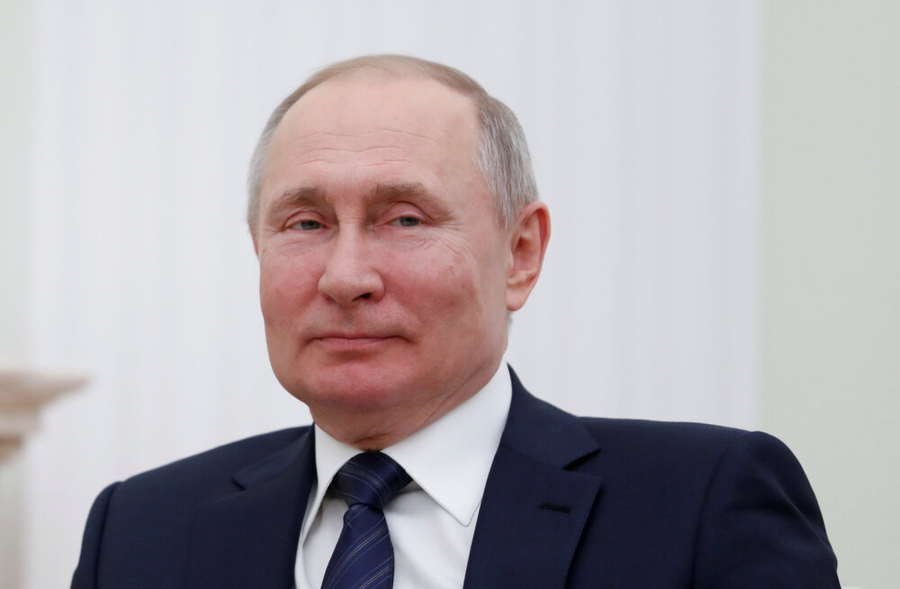 Kreml: Moskva korraldus üle 65-aastastele inimestele koju jääda Putinile ei laiene
