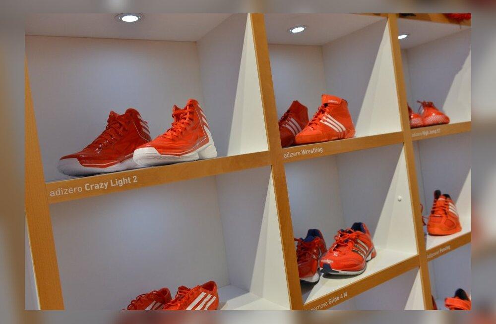 622217e1f44 Adidas lubab rivaali Nike püüdmiseks ajaloo suurimat ...