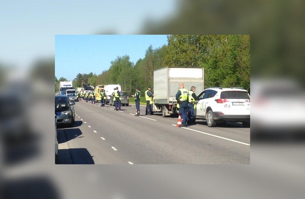 AMETITE SUUR REID: iga kolmas ühissõiduk vajas erakorralist ülevaatust, Eesti teedel sõidavad piltlikult öeldes sütikpommid
