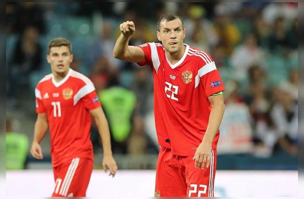 Venemaa jalgpallikoondis