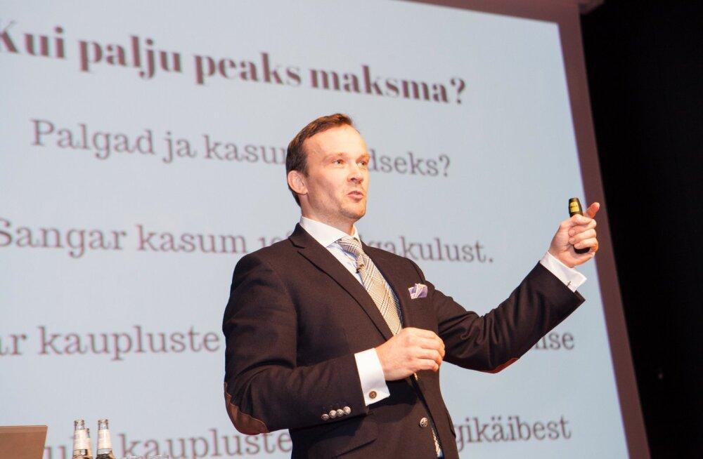 Sangari Rootsi firma Oscar of Sweden juht Raul Saks