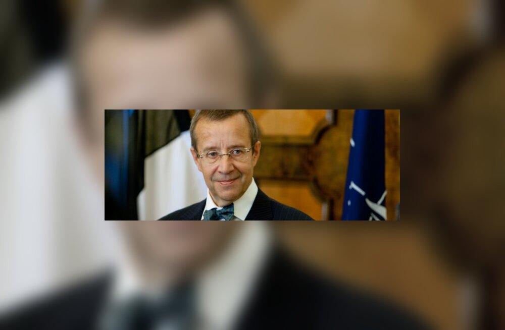 JUHTKIRI: President Ilves sõitku Moskvasse
