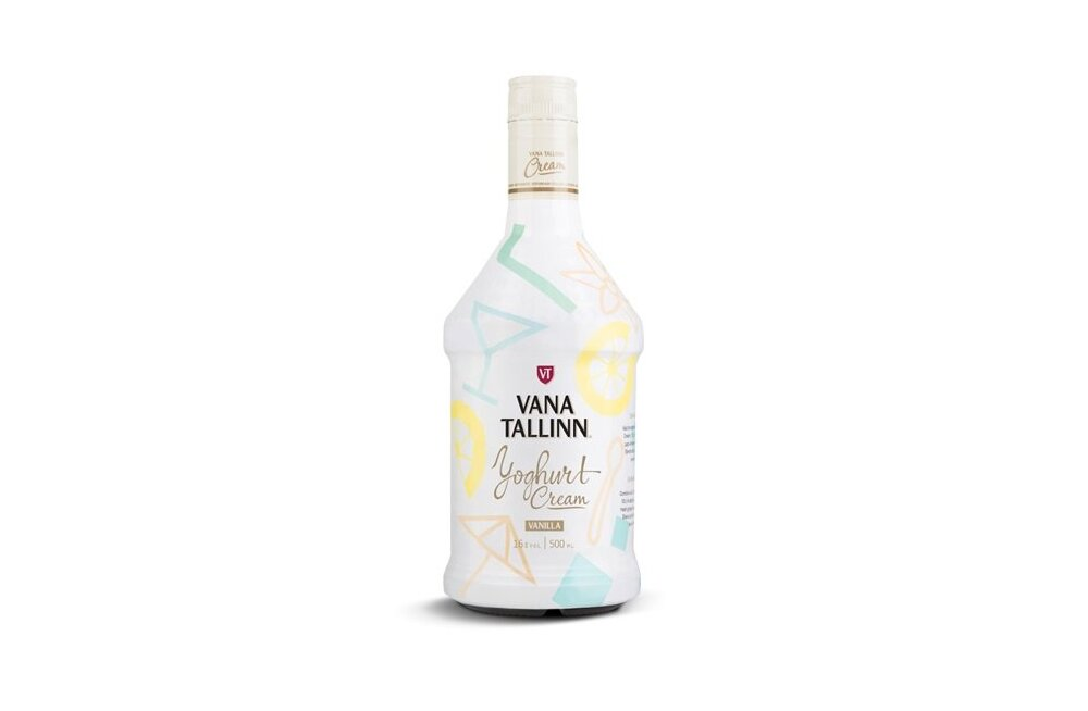 Лучшим эстонским алкогольным напитком 2017 года признан Vana Tallinn Yoghurt Cream