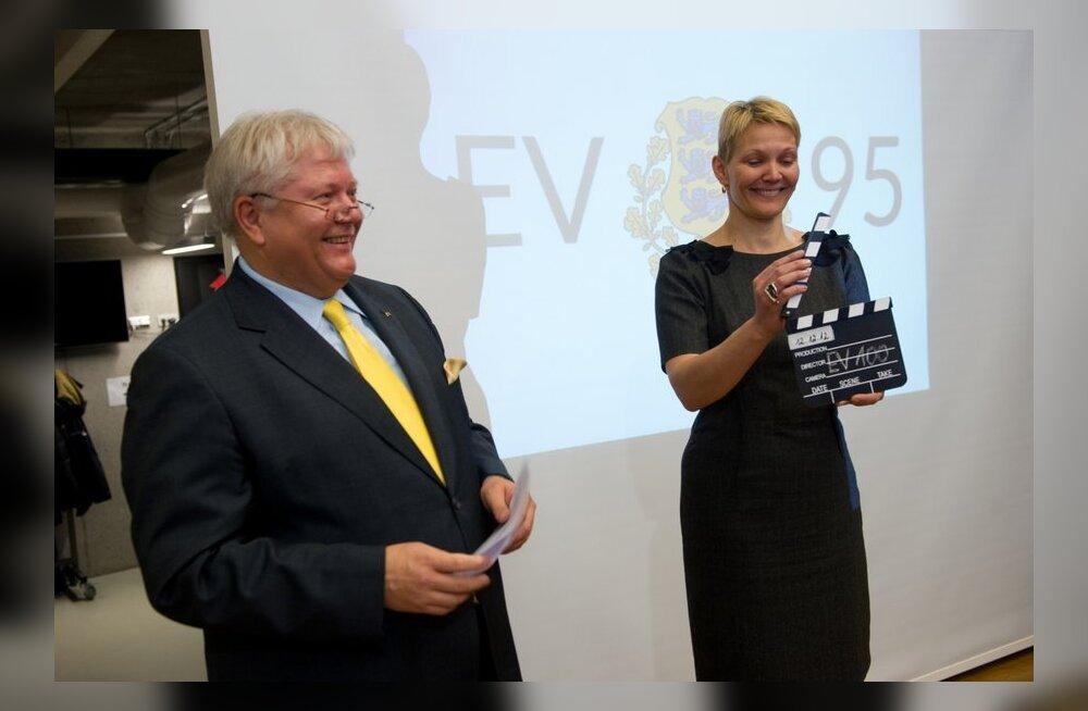 FOTOD: Eesti juubeliaastale keskenduv filmikonkurss ootab filmiideid