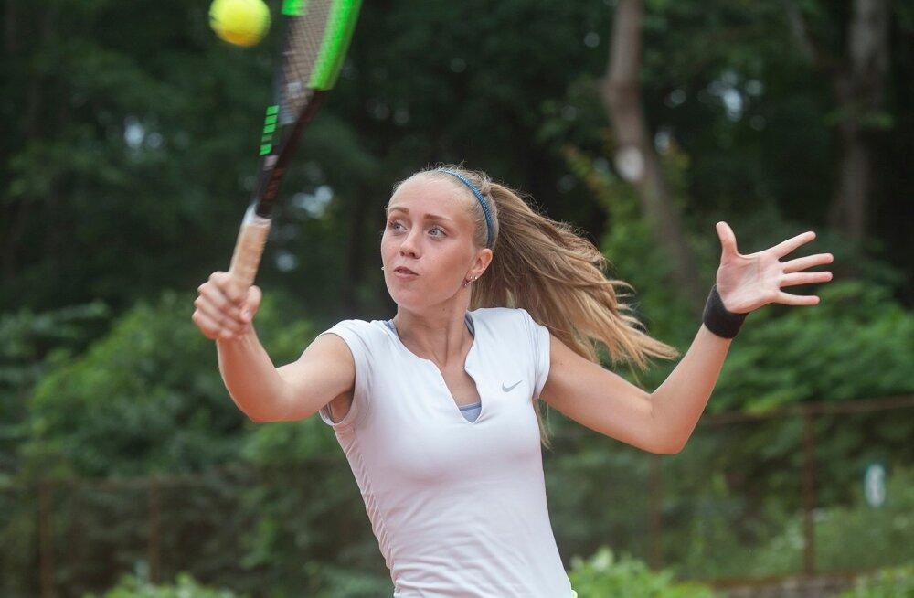 Eesti tennisemeistrivõistluste teine päev