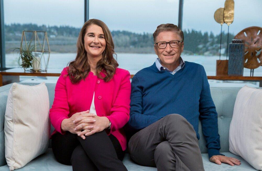 Bill Gatesi abikaasa paljastab elu tumedama poole: üksindus, edukast karjäärist koduperenaiseks ja personaalsed kriisid