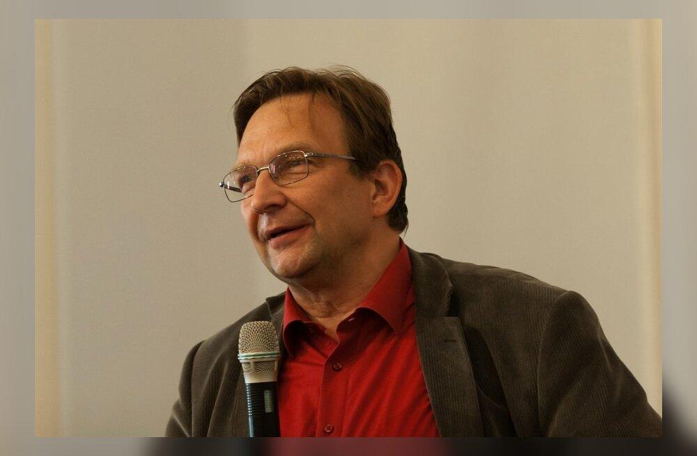 Urmas Sutrop: eesti keel pole kunagi oma ajaloos olnud nii tugev kui praegu