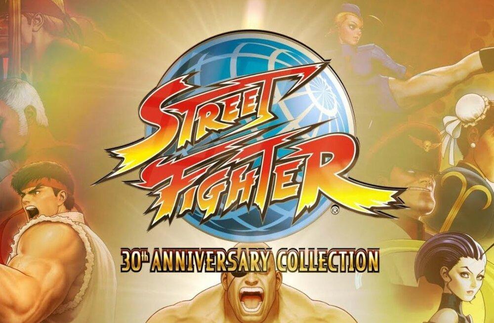 ARVUSTUS | Street Fighter 30th Anniversary Collection – kaklusmängude ajalootund