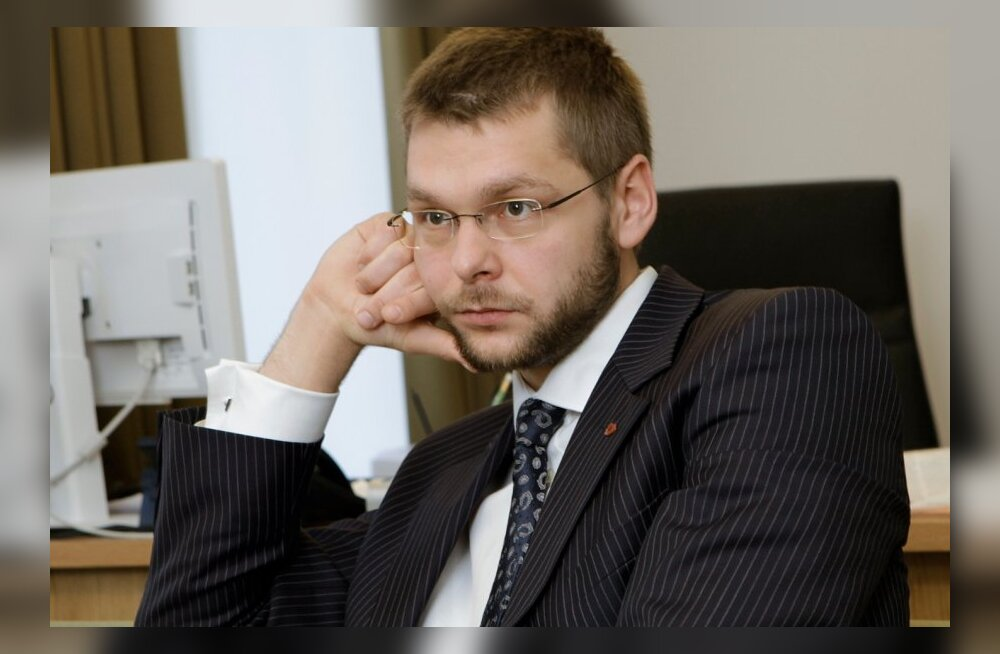 Haridus-ja teadusminister Jevgeni Ossinovski