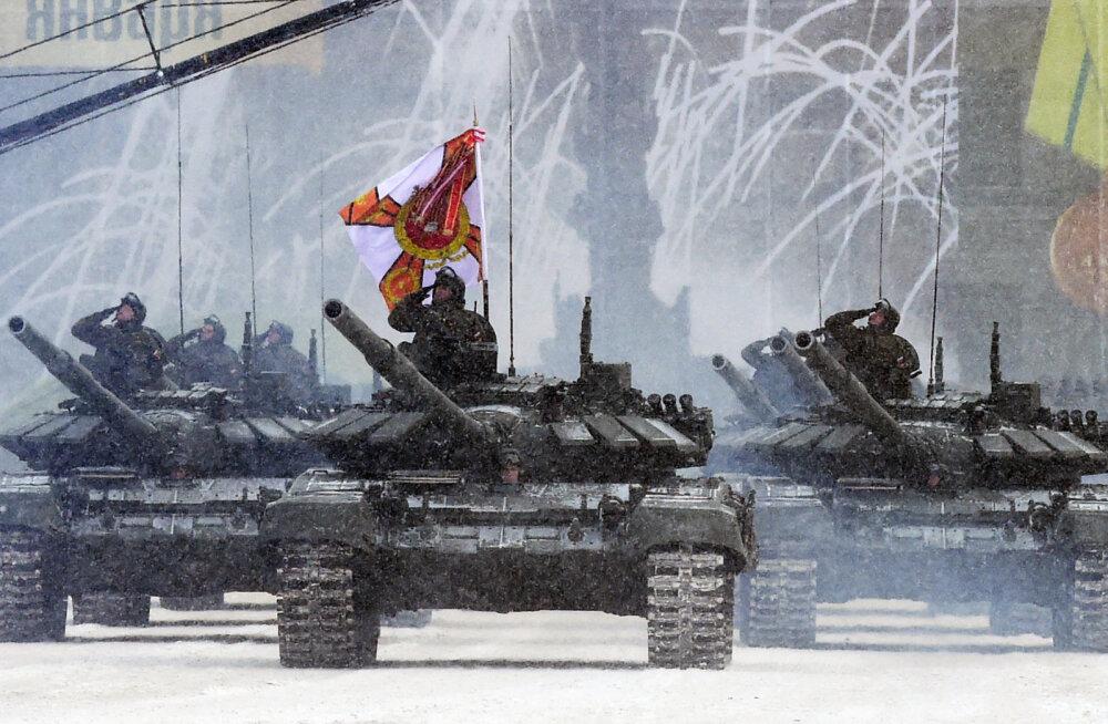 Kas Venemaa kaalub uuesti reha otsa astumist?