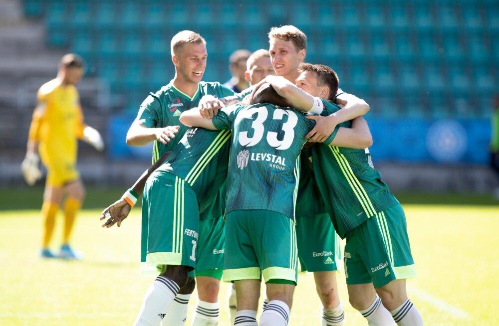 Jalgpalli Premium liiga, FCI Levadia vs Paide linnameeskond