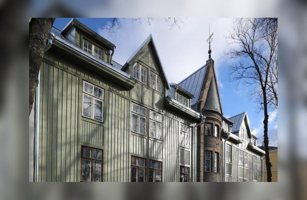 Живете в историческом здании? Таллинн может вам выделить пособие на реставрацию