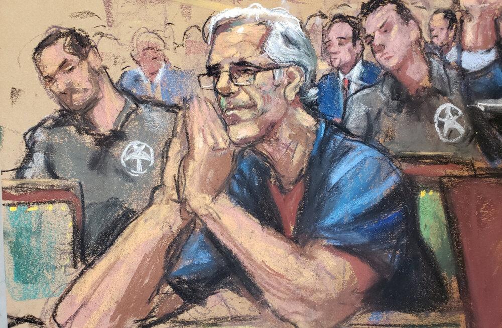 Enesetapu sooritanud Epstein tegi kaks päeva varem testamendi
