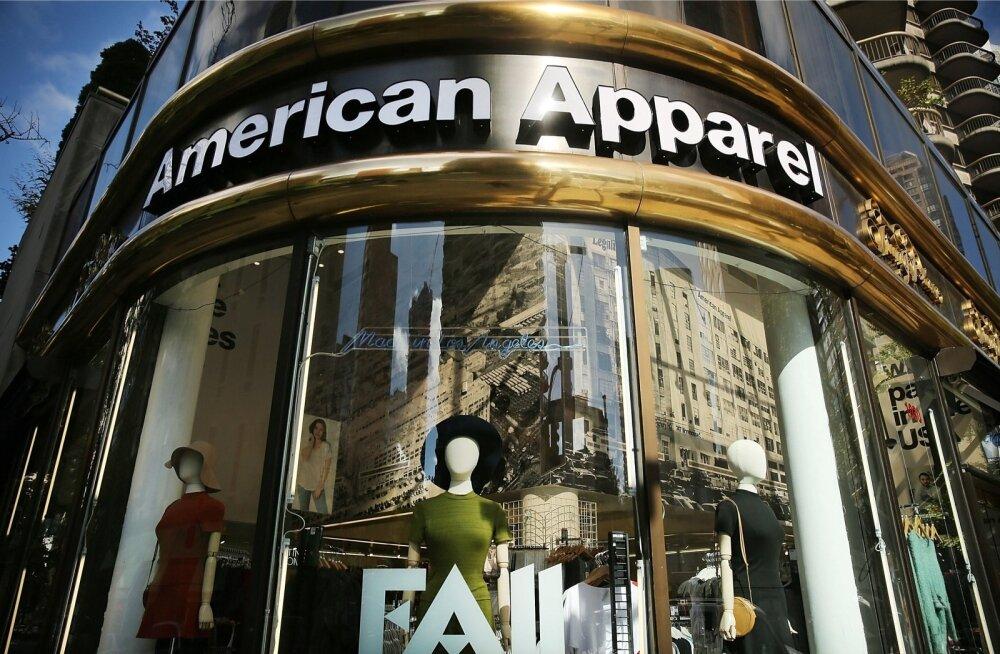 Sel aastal on USA-s pankrotti läinud mitu suurt ketti nagu American Apparel, RadioShack, Payless ShoeSource. Paljud teised on oma laienemiskava märkimisväärselt piiranud.