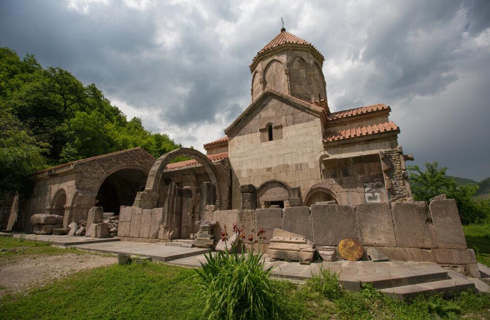 Символы и легенды первого в мире христианского государства