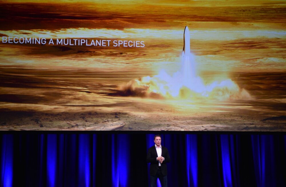 Muski SpaceX taaskasutas jälle raketti
