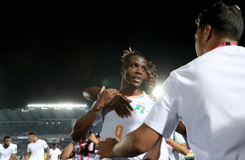 Londoni Arsenali sihtmärk aitas Elevandiluuranniku Aafrika Rahvuste karikal veerandfinaali