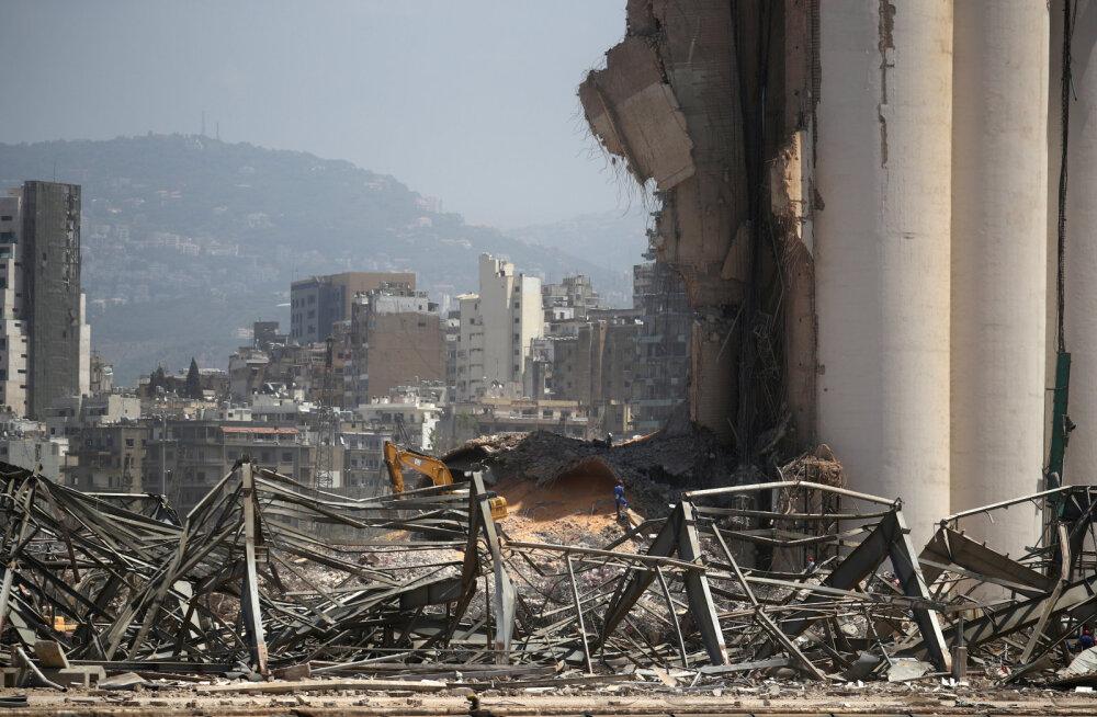 Eesti Punane Rist ja MTÜ Mondo koguvad annetusi Beiruti plahvatuses kannatanute toetamiseks