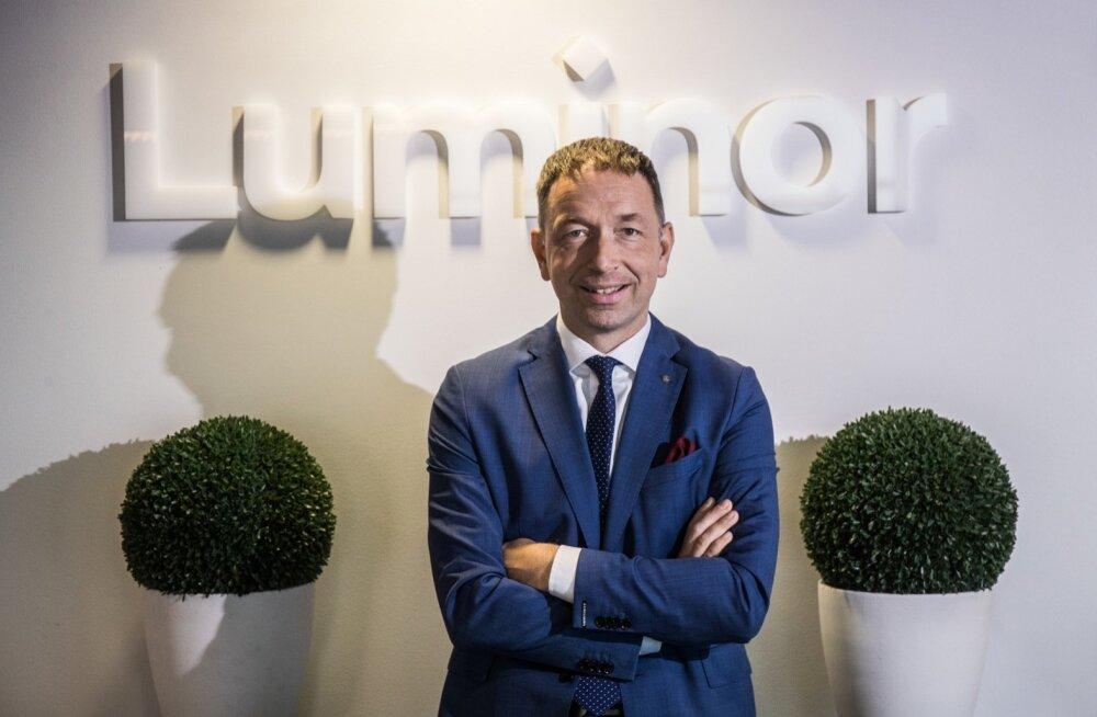 Luminori Eesti juht Gunnar Toomemets ootab huvitavat järgmist pangandusaastat.