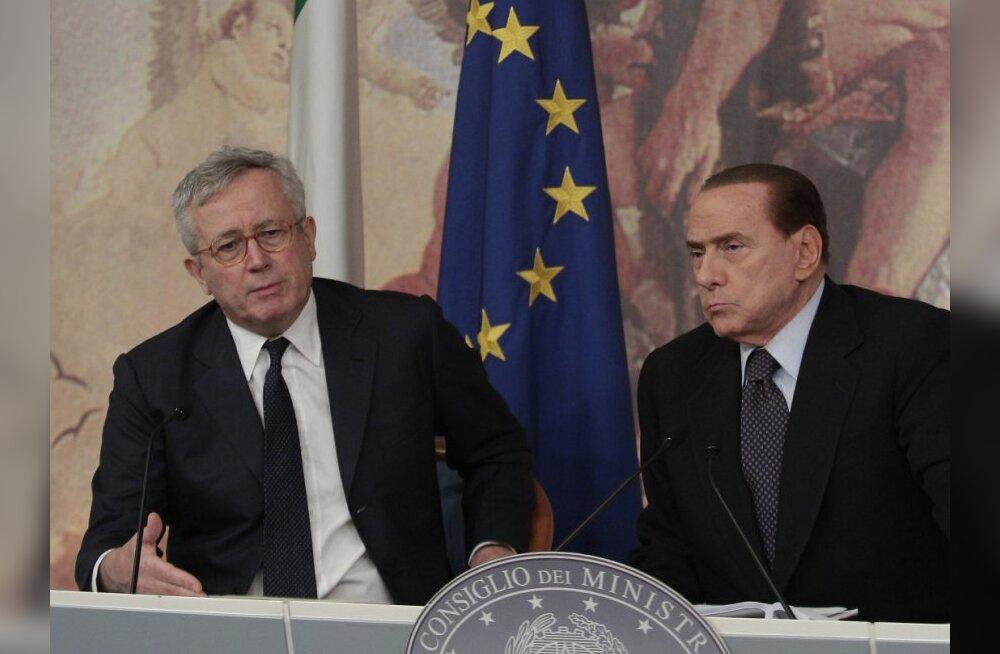 Reitinguagentuur Moody's langetas Itaalia krediidireitingut