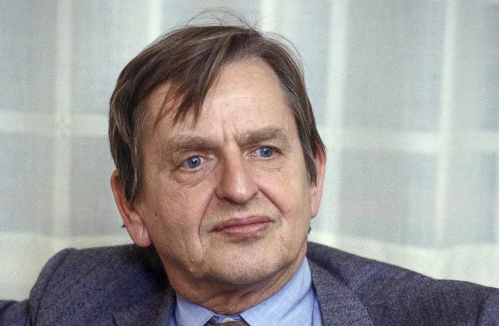 Aftonbladet: Rootsi peaministri Olof Palme mõrvas kahtlustatakse nüüdseks surnud isikut ja juurdlus lõpetatakse