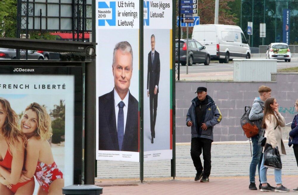 В Литве выбирают нового президента: кто заменит Грибаускайте?