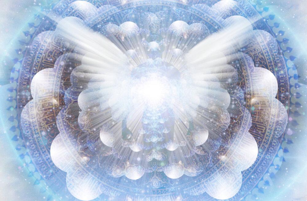 Inglid meie ümber: taevased kaitsjad hoiavad ja armastavad sind