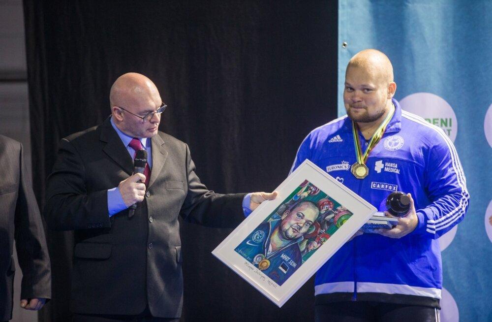 Tõstmise Eesti meistrivõistlused 2017