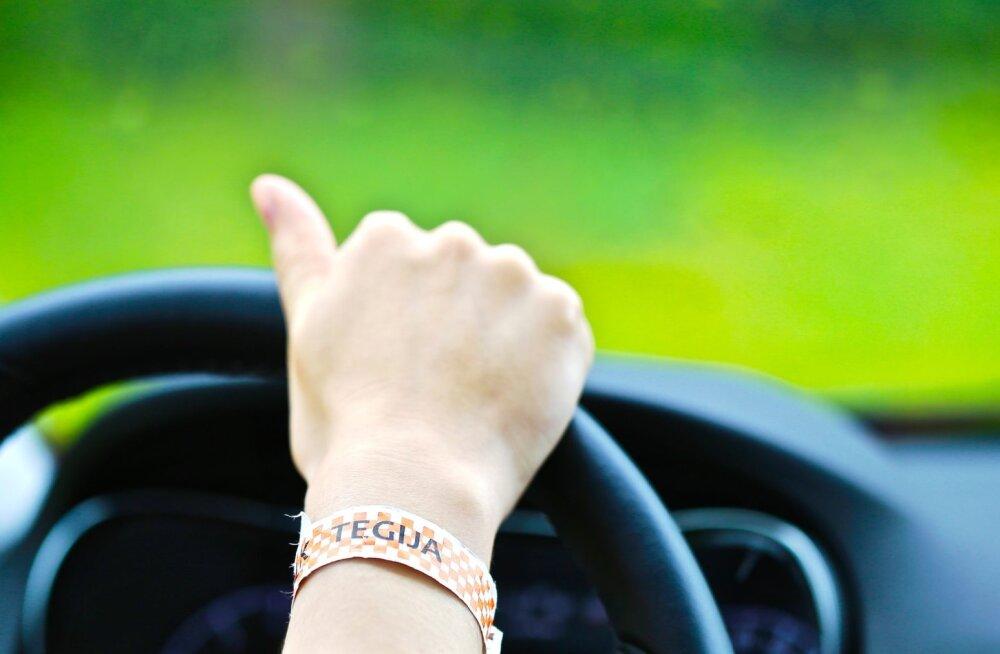 Autosõidu ABC: Viis nippi, kuidas üle saada autoga sõitmise hirmust
