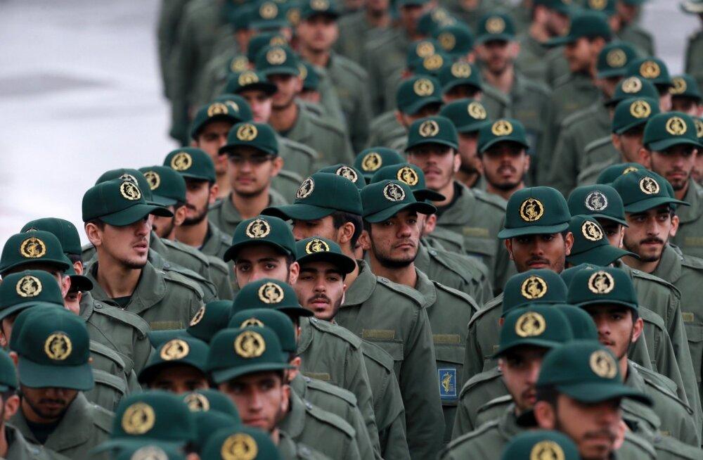 Iraanis hukkus plahvatuses vähemalt 20 revolutsioonilist kaardiväelast