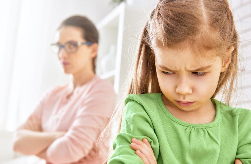 Kaheksa viisi, kuidas sa paha ema oled ja milleks see tegelikult hea on
