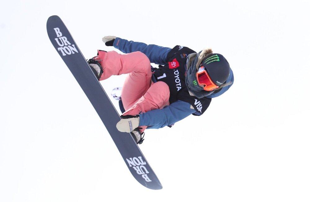 VIDEO | Lumelaua olümpiavõitja võistles mõranenud pahkluuga ja sai teise koha