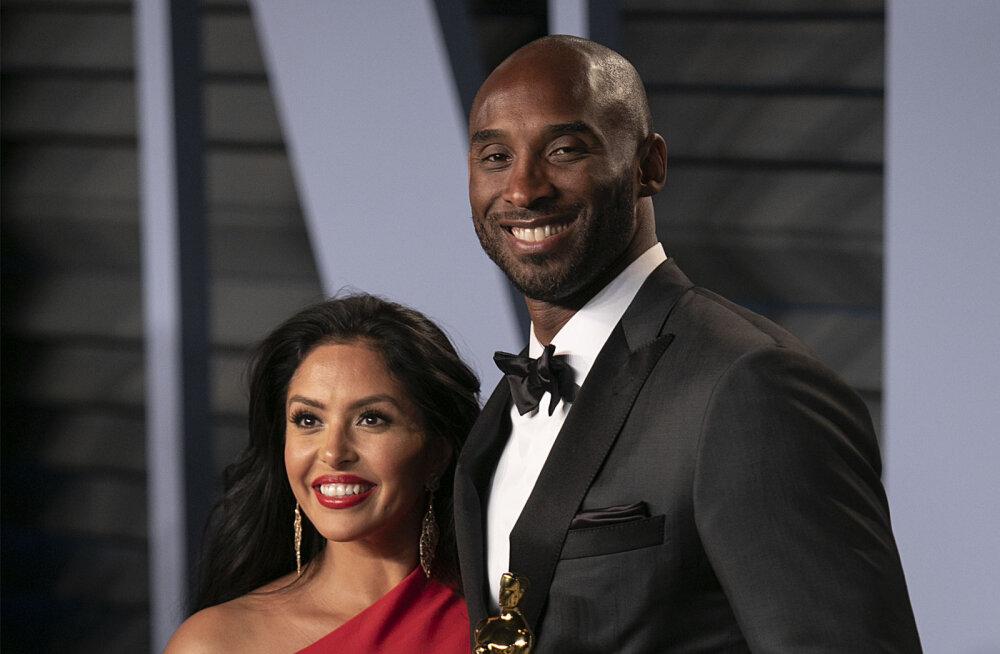 Kobe Bryanti lesk nõuab kohtus abikaasa usaldusfondi muutmist