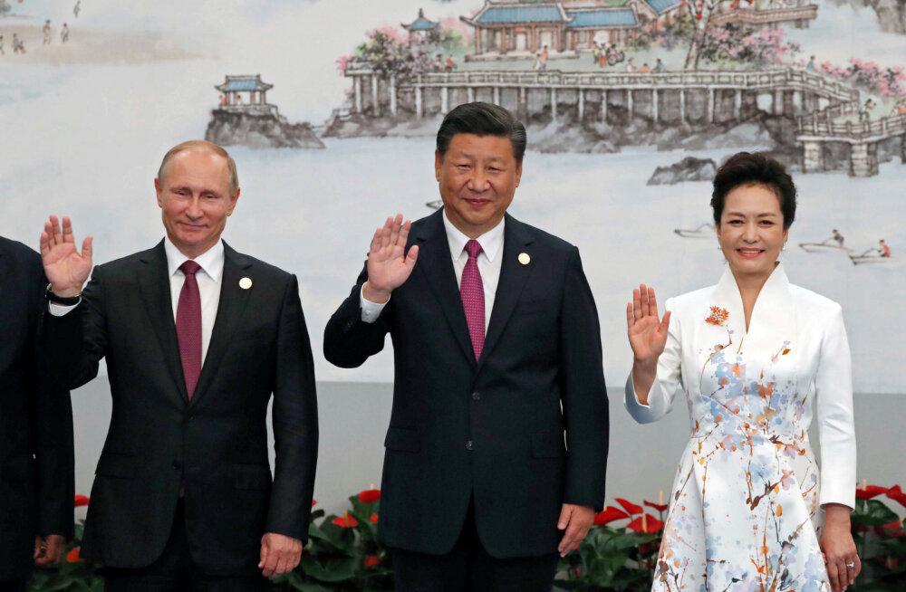 Саммит БРИКС: Китай предложил создать программу торгово-технического сотрудничества