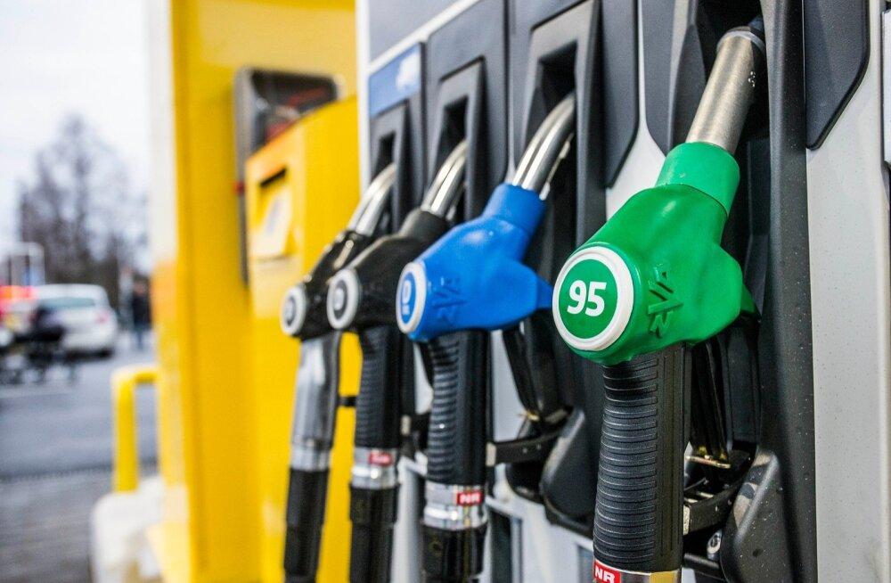 Eesti kütuseaktsiisi tõus pole piiriülest osturallit käivitanud