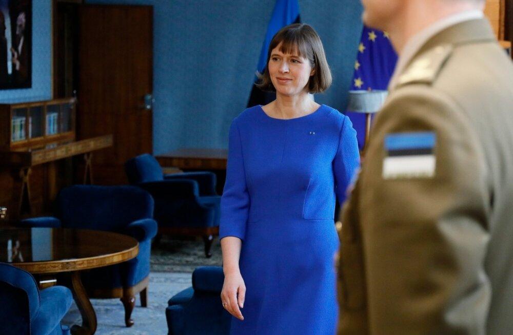 Kersti Kaljulaid kohtub juuli alguses Donald Trumpiga